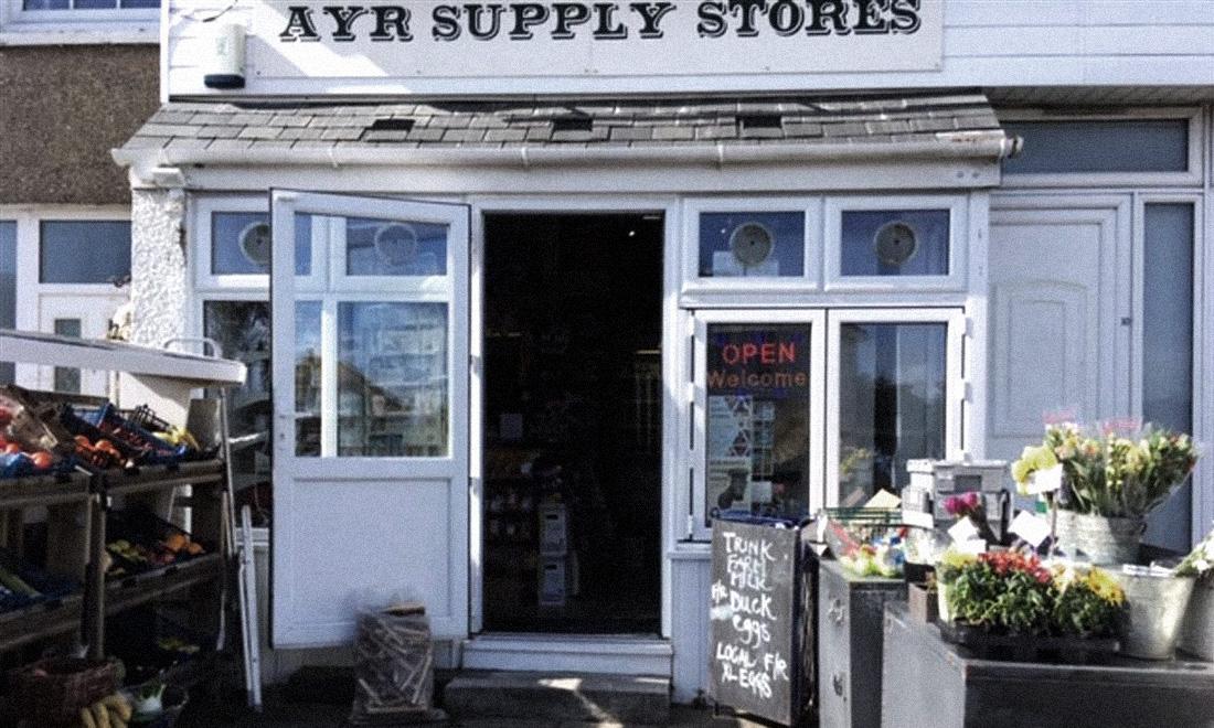 Trink Milk Ayr Supply Stores