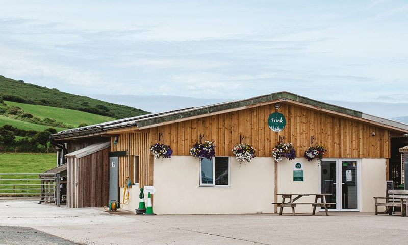 trink dairy our very own farm shop