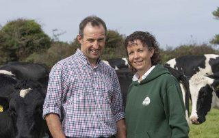 Chris & Rachel Trink Dairy Farm