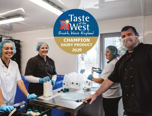 Trink Dairy – Champion Dairy for Taste of the West